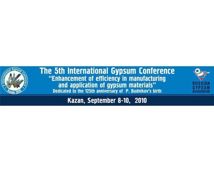 5. Uluslararası Alçı Konferansı, Rusya...