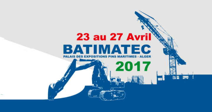 20ème BATIMATEC International Construction, Construction Materials