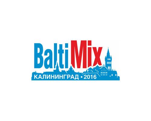 16. Uluslararası BALTIMIX 2016 Konferansı...